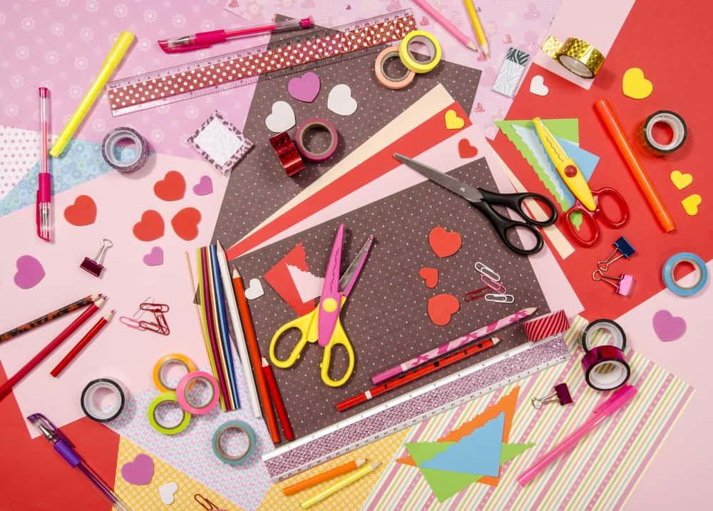 fun Valentine's crafts for kids